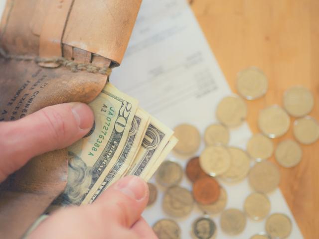 お金を消費に使ったら終わり