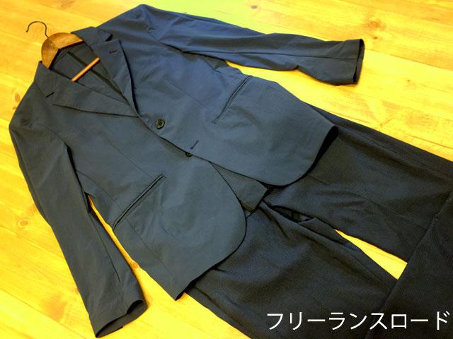 GUのスーツ